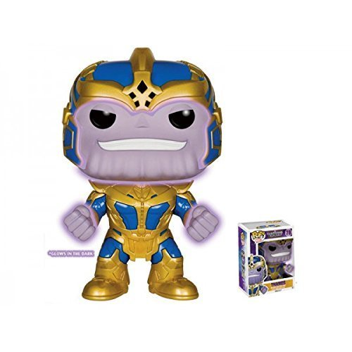 Funko Guardians of The Galaxy Thanos Pop! Glow in The Dark Standard