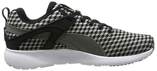 Grey Puma Geometric da Blaze Castor Basse Glacier Grey Ginnastica Scarpe Black Uomo Aril vnSvxUH