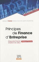 Principes de finance d'entreprise : Création de valeur