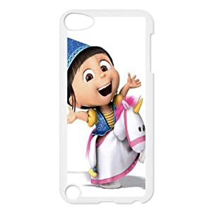 Despicable Me FG0003612 Phone Back Case Customized Art Print Design Hard Shell Protection Ipod Touch 5