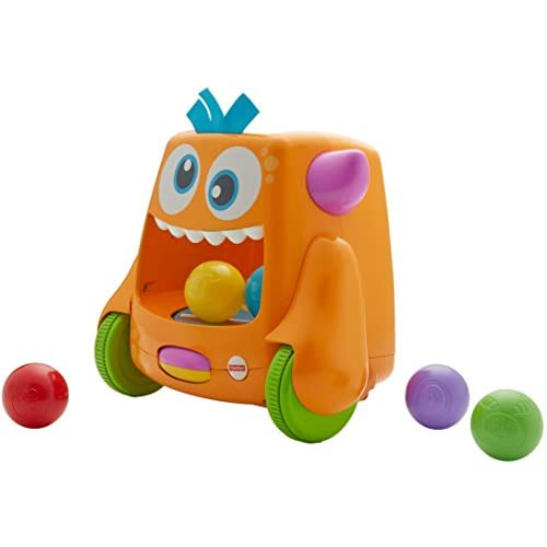 Fisher-Price Zoom 'n Crawl Monster Toy