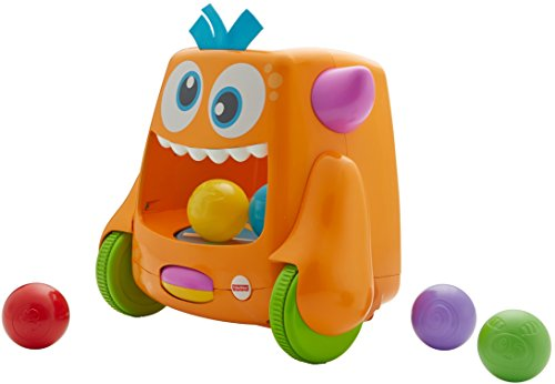 Large Product Image of Fisher-Price Zoom 'n Crawl Monster