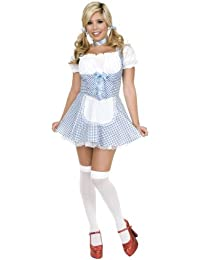 Dorothy Adult Costume - Medium