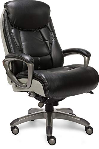 Serta 44942 Smart Layers Executive Tranquility Office Chair Multicolor