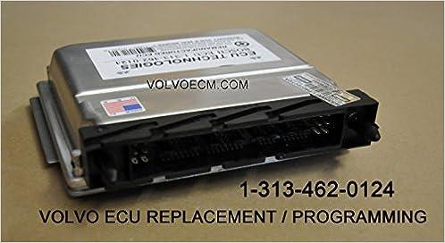 Volvo ECU ECM 8601634 COMPUTER: Amazon co uk: Books