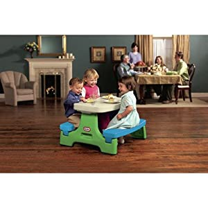 Easy Store Jr. Table