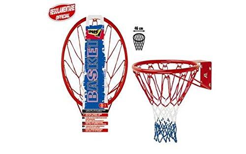 C&C Canasta Baloncesto reglamentaria con Red orm119: Amazon.es: Hogar