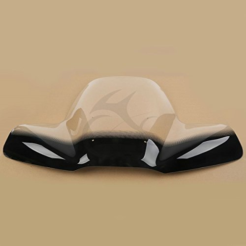 Tengchang Large ATV Windshield For Honda FourTrax Rancher Foreman Yamaha Grizzly Kawasaki