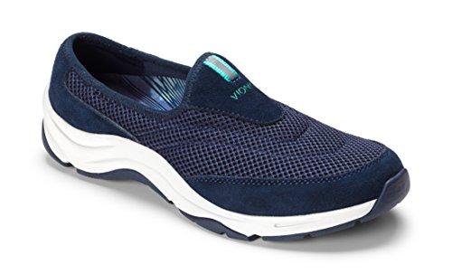 Vionic Heritage Active Zapatillas Azul - azul marino