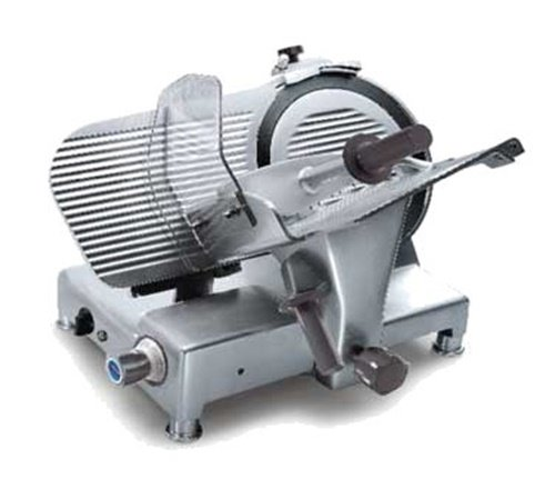 Sirman AP300 Meat Slicer manual gravity feed 12