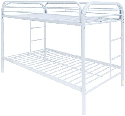 ACME Furniture Bed, Twin, White