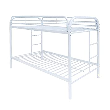 Acme Furniture AC-02188WH Bed, Twin, White
