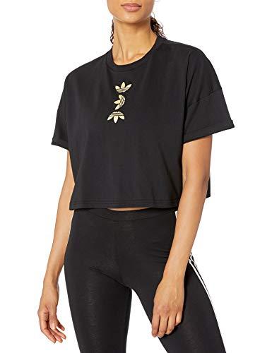 Adidas ORIGINALS Women #39;s Large Logo T Shirt