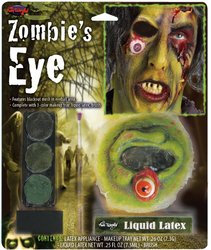 Zombie Eye Makeup Kit Costume Makeup ()
