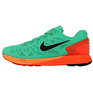 the latest 94ec5 f3145 NIKE Womens Lunarglide 6 Running Trainers 654434 Sneakers ...