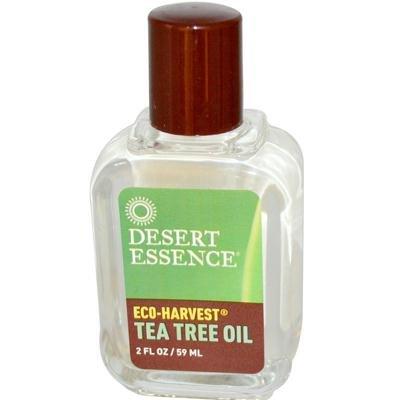 Desert Essence Eco Harvest Tea Tree Oil, 2 Ounce - 3 per case.