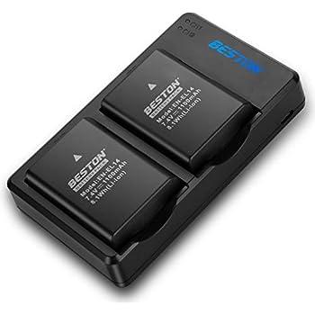 Amazon.com : Powerextra EN-EL14 EN-EL14a 2 x Battery & Car ...