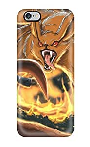 For Iphone 6 Plus Protector Case Narutos For Galaxy Y Phone Cover(3D PC Soft Case)