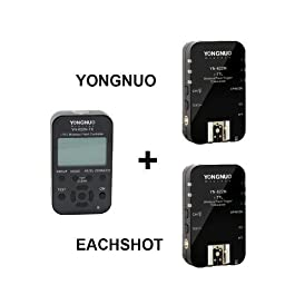 YONGNUO YN-622N 1 x TX + 2 x RX i-TTL LCD wireless flash controller wireless flash trigger transceiver DSLR for Nikon D70, D70S, D80, D90, D200, D300S, D600, D700, D800, D3000, D3100, D3200, D5000, D5100, D5200, D5300, D7000, D7100