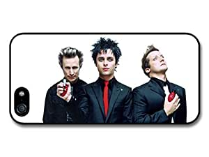 AMAF ? Accessories Green Day Punk Rock Band Red Grenade case for iphone 5c