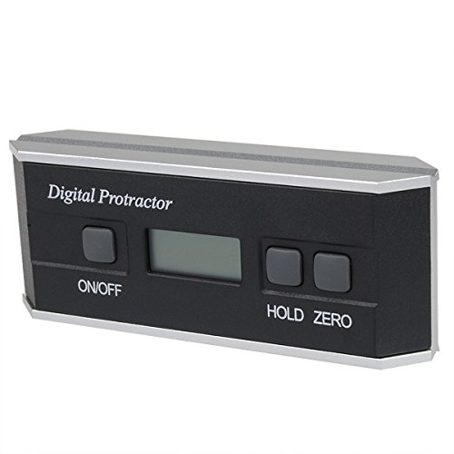 Digital 360Degrees Magnetic Protractor Angle Finder Meter Inclinometer by SPK603 (Image #3)
