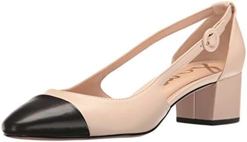 Sam Edelman Women's Leah Cutout Block Heel