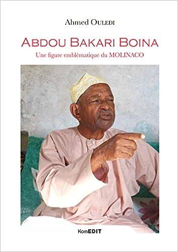 Téléchargement de liens Ebooks Abdou Bakari Boina PDF ePub 2370970251