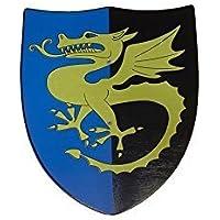 Juguetutto - Escudo dragón dorado - Juguete