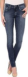 Mavi Jeans Women's Alexa Jogger in Indigo Sporty Indigo Sporty Jeans 24 X 32