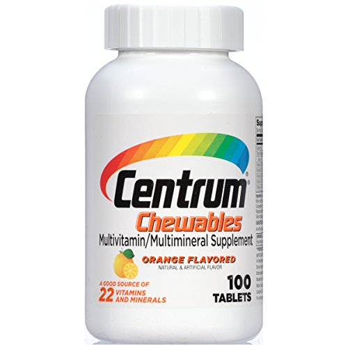 Centrum Multivitamin Multimineral Supplement 100 Count product image