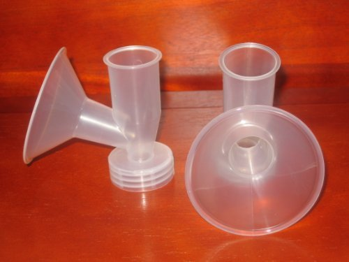 Ameda Eco Flange Standard 25mm Non Retail Packaging #620549 - 2 Each