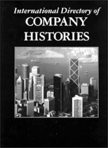 Read Online International Directory of Company Histories (Volume 43) ebook