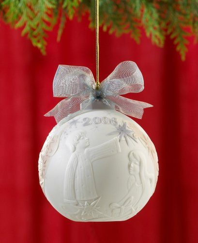 Lladro 2006 Annual Ball Ornament