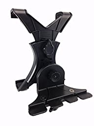Universal Adjustable Tablet Mount for Car Vehicle in Cd Slot 7-10.5 inch ipad Holder Cradle Samsung Galaxy Gps Device Stand