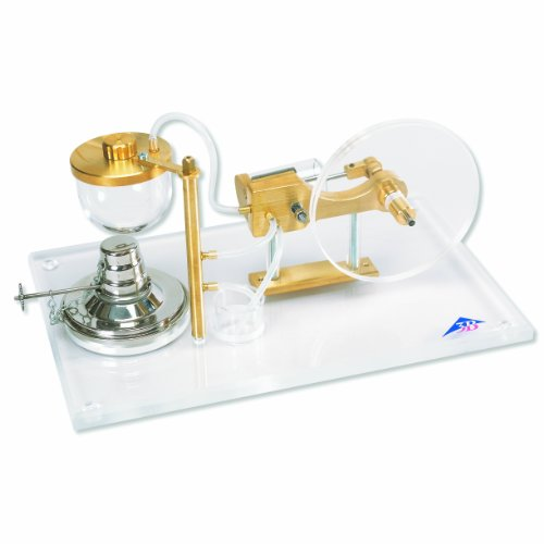 3B Scientific U10055 Transparent Steam Engine (3b Scientific Engine)