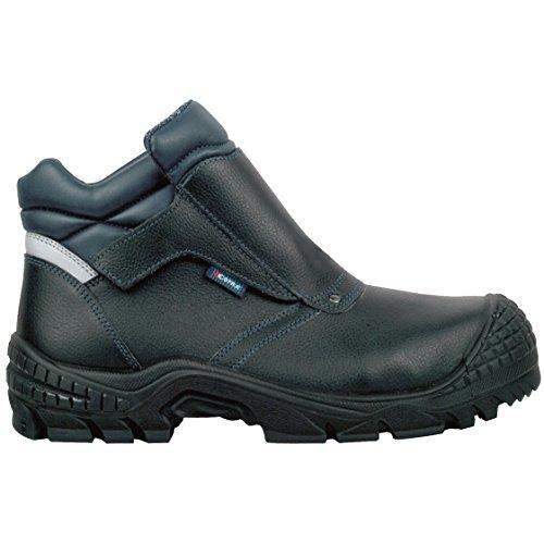 Cofra 26640-000.W45 Welder Bis Uk S3 Hro SRC Chaussures de sécurité Taille 45 Noir