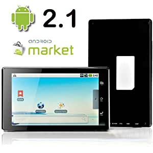 7 inch Google Android 2.1 OS APAD Tablet PC E7003 with Case