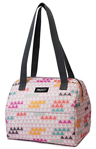 - PackIt Freezable Hampton Lunch Bag, Paper Triangles