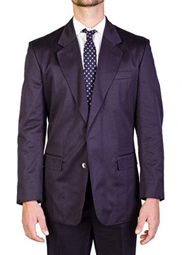 Yves Saint Laurent Men's Wool Two-Button Suit - Clothes Laurent Saint Yves