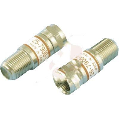 Aim Cambridge-Cinch Connectivity Solutions FLN3G , connector, f-series attenuator, f jack tof plug, 3db attenuation