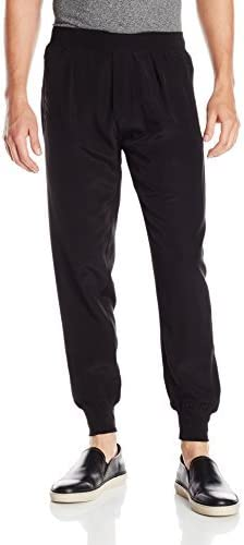 ATM Anthony Thomas Melillo Mens Pull On Faille Track Pant