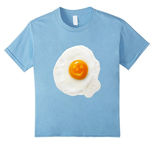 Halloween For Last Toddlers Minute Costumes (Kids Fried Egg Pumpkin last minute funny Halloween costume 8 Baby)