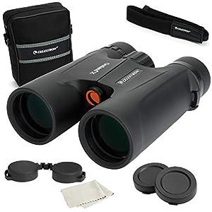 Celestron – Outland X 8×42 Binoculars – Waterproof & Fogproof – Binoculars for Adults – Multi-Coated Optics and BaK-4…
