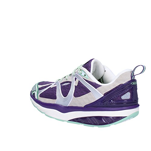 Purple Textile 4 Sneakers Women UK EU MBT 37 xS0BwYEgq