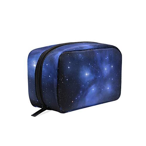 Cosmetic Makeup Bag Pouch Art Artistic Futuristic Space Fantasy Artwork Clutch ()
