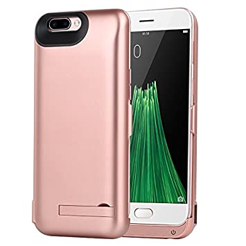 OPPO R11 Plus Funda Batería, LifeePro para OPPO R11 Plus Portable ...