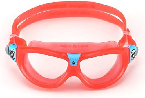7983c9c8e7bc Aqua Sphere - Occhialini da Nuoto Seal Kid 2