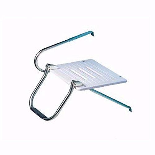Marinco AFI Boat Swim Platform 67902 | Outboard 18 Inch Polyethylene w/Ladder