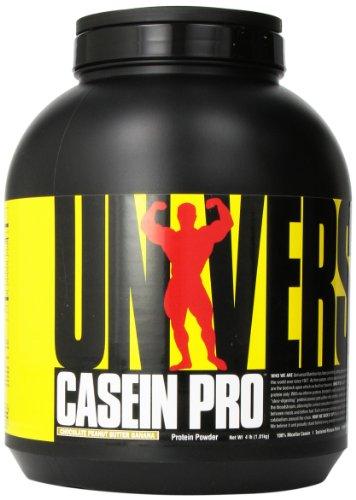 Universal Nutrition Casein Pro Nutritional Shake, Chocolate Peanut Butter Banana, 4 Pound -
