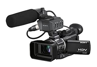 Sony Professional HVR-A1U CMOS High Definition Camcorder with 10x Optical Zoom (Discontinued by Manufacturer) (B000ENON1A)   Amazon price tracker / tracking, Amazon price history charts, Amazon price watches, Amazon price drop alerts
